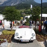 Ennstal-Classic 2013 Porsche 356 Cabrio