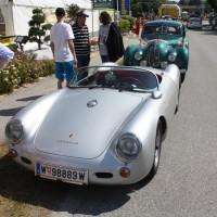 Ennstal-Classic 2013 Porsche 550 Spyder