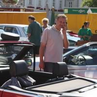Oldtimerfahrt Schloss Spiele Kobersdorf 2013 Ernst Bernsteiner Fahrzeugrequisiteur disastercars schleppmich