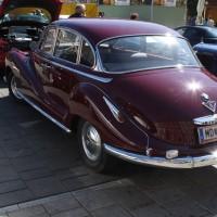 Oldtimerfahrt Schloss Spiele Kobersdorf 2013 BMW V8