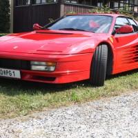 Oldtimertreffen Pinkafeld 2013 Ferrari