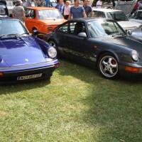 Oldtimertreffen Pinkafeld 2013 Porsche Burgenland