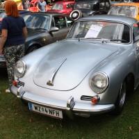 Oldtimertreffen Pinkafeld 2013 Porsche Salzburg 356