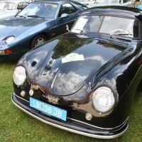 Oldtimertreffen Pinkafeld 2013 Porsche 356 Knickscheibe