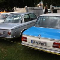 Oldtimertreffen Pinkafeld 2013 BMW Classic