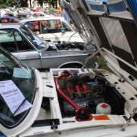 Oldtimertreffen Pinkafeld 2013 BMW Motoren
