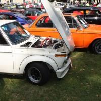 Oldtimertreffen Pinkafeld 2013 historische BMW