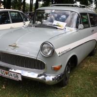 Oldtimertreffen Pinkafeld 2013 Opel