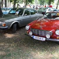 Oldtimertreffen Pinkafeld 2013 Volvo
