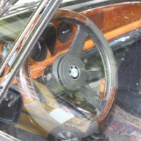 Oldtimertreffen Pinkafeld 2013 BMW 2000 C5 Innenraum