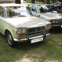 Oldtimertreffen Pinkafeld 2013 Fiat