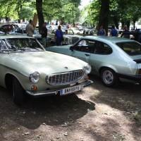 Oldtimertreffen Pinkafeld 2013 Youngtimer Volvo Ford