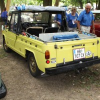 Oldtimertreffen Pinkafeld 2013 Renault Rodeo 4WD