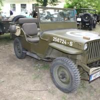 Oldtimertreffen Pinkafeld 2013 US Army