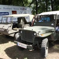 Oldtimertreffen Pinkafeld 2013 Steyr Puch Haflinger Jeep