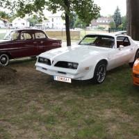 Oldtimertreffen Pinkafeld 2013 Pontiac Trans Am
