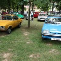 Oldtimertreffen Pinkafeld 2013 Opel Manta Ascona