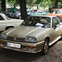Oldtimertreffen Pinkafeld 2013 Opel Manta