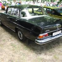 Oldtimertreffen Pinkafeld 2013 Mercedes-Benz Limousine