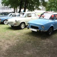 Oldtimertreffen Pinkafeld 2013 historische Autos