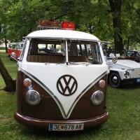 Oldtimertreffen Pinkafeld 2013 VW Bus T1