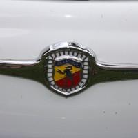 Oldtimertreffen Pinkafeld 2013 Abarth Logo Emblem Zeichen
