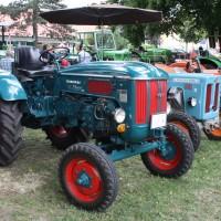 Oldtimertreffen Pinkafeld 2013 Hanomag Traktor
