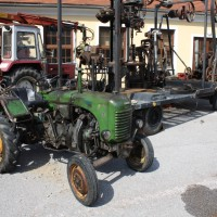 Oldtimertreffen Pinkafeld landwirtschaftliche Maschinen
