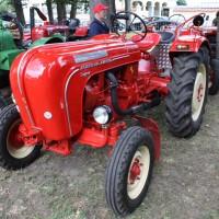 Oldtimertreffen Pinkafeld 2013 Porsche Diesel Super Hofherr Schranz Traktor