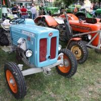 Oldtimertreffen Pinkafeld 2013 Walchowski Steyr Traktor