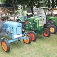 Oldtimertreffen Pinkafeld 2013 Deutz Ochsner Traktor