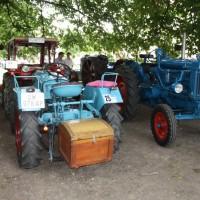 Oldtimertreffen Pinkafeld 2013 Traktor