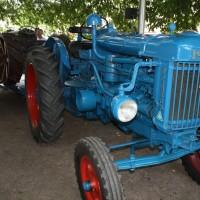 Oldtimertreffen Pinkafeld 2013 Fordson Traktor