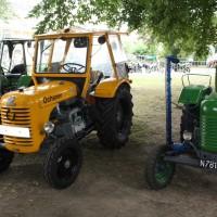 Oldtimertreffen Pinkafeld 2013 Steyr Ochsner Traktor