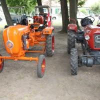 Oldtimertreffen Pinkafeld 2013 Lindner Traktor