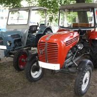 Oldtimertreffen Pinkafeld 2013 Steyr Traktor