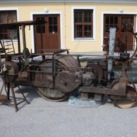 Oldtimertreffen Pinkafeld landwirtschaftliche Geräte