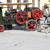 Oldtimertreffen Pinkafeld Baumaschinen