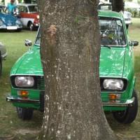 Oldtimertreffen Pinkafeld 2013 Renault versteckt gesucht gefunden