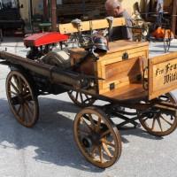 Oldtimertreffen Pinkafeld Feuerwehr Kutsche