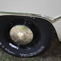 Oldtimertreffen Pinkafeld 2013 Opel Rekord Uniroyal Reifen