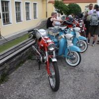 Oldtimertreffen Pinkafeld 2013 Motorräder