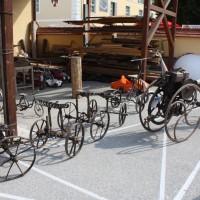 Oldtimertreffen Pinkafeld Dreirad