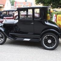 Oldtimertreffen Pinkafeld 2013 Ford Modell