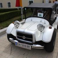 Oldtimertreffen Pinkafeld 2013 VW Buggy