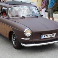 Oldtimertreffen Pinkafeld 2013 VW Typ 3 Kombi