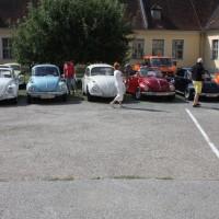Oldtimertreffen Pinkafeld luftgekühlte Volkswagen