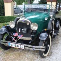Oldtimertreffen Pinkafeld 2013 Ford 1929
