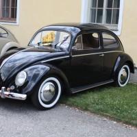 Oldtimertreffen Pinkafeld 2013 Volkswagen Käfer