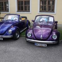 Oldtimertreffen Pinkafeld 2013 VW Käfer Cabrio Umbau
